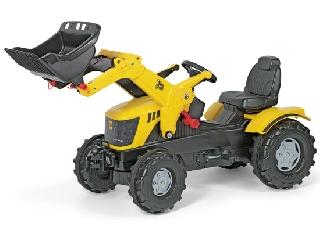 Rolly Toys JCB 8250 traktor + markoló