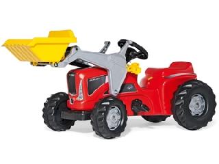 Rolly Toys Kiddy Futura markolós traktor