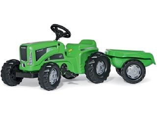 Rolly Toys Kiddy Futura traktor - zöld