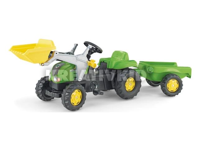 Rolly Toys Kid-X traktor markolóval