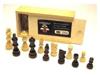 Sakkfigura készlet, Staunton 3-as, 650000