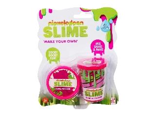 Sambro - Nickelodeon: Csináld magad slime készlet - pink
