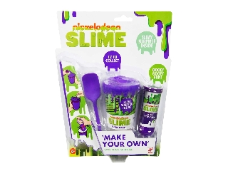Sambro - Nickelodeon: Csináld magad slime szett - lila