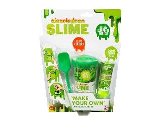 Sambro - Nickelodeon: Csináld magad slime szett - zöld