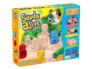 Sands Alive! Állatok a homokozóban