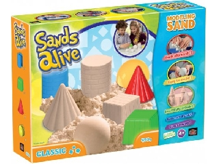 Sands Alive! Klasszikus formák