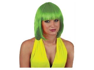 Sasson paróka - zöld