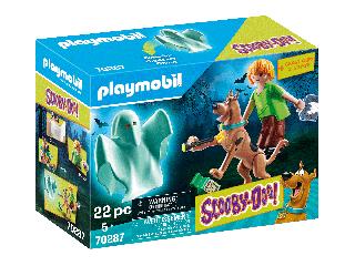 SCOOBY-DOO! - Scooby és Bozont szellemmel