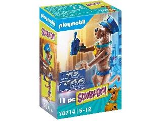 Scooby-Doo! Gyűjthető figura: Rendőr