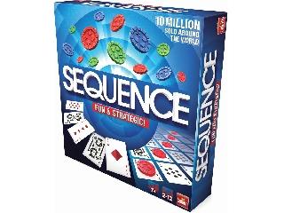 Sequence társasjáték új kék kiadás