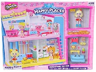 Shopkins Happy places - édes otthon készlet