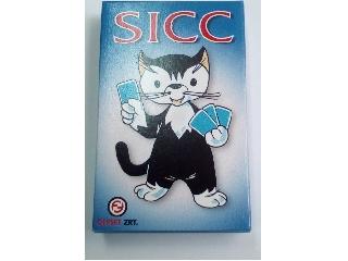 Sicc Fekete Péter kártya