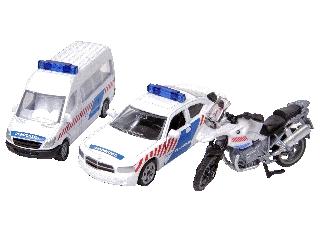 Magyar rendőrautó készlet 1:87