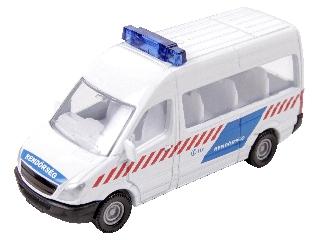 Mercedes-Benz rendőr kisbusz 1:87