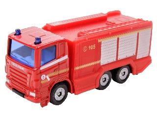 Scania tűzoltó teherautó 1:87