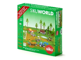 SIKU World erdő kiegészítő