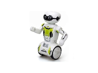 Silverlit MacroBot interaktív robot zöld