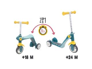 Smoby: 2 az 1-ben roller és kismotor