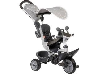 Smoby: Baby Driver Comfort tricikli - szürke