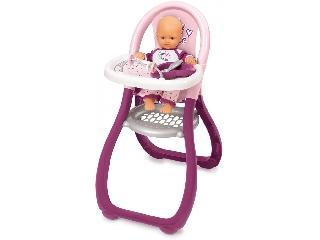 Smoby Baby Nurse etetőszék