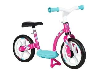 Smoby: Balance Bike Comfort futóbicikli - pink