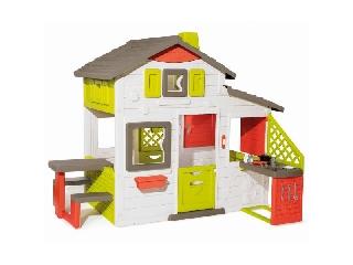 Smoby: baráti kerti házikó konyhával