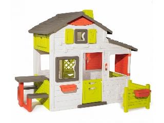 Smoby: Barátok háza játékház