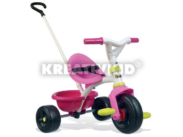Smoby: Be Fun tricikli - rótsaszín