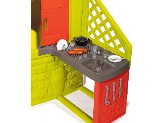 Smoby: nyári konyha kisházhoz