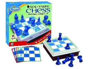 Solitaire Chess - egyszemélyes sakk