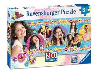 Soy Luna 200 darabos panoráma puzzle