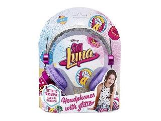 Soy Luna csillogó fejhallgató