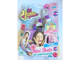 Soy Luna görkori kulcstartó - Nina
