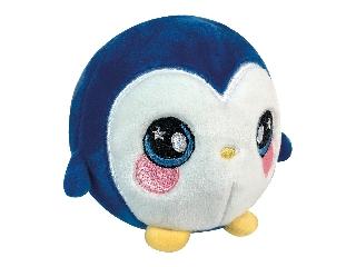 Squeezamals - közepes méretű plüss: Pingvin