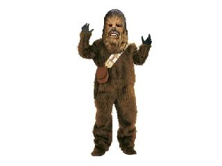 Star Wars Chewbacca deluxe gyerekjelmez 104-es
