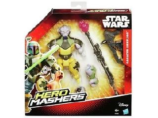Star Wars Hero Mashers DELUXE FIGURA Garazeb Orrelios