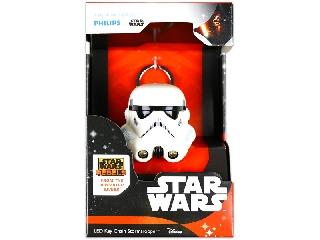 Star Wars: Rebels  Rohamosztagos sisak - LED-es kulcstartó