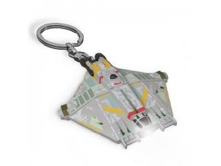 Star Wars: Rebels Szellemhajó LED-es kulcstartó