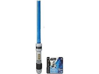 STAR WARS: világítós fénykard kék