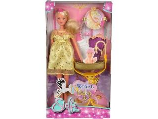 Steffi Love: Steffi a terhes hercegnő