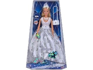 Steffi Love: Steffi Swarovski kristályos báli ruhában