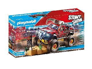 Stunt Show Monster Truck Bika