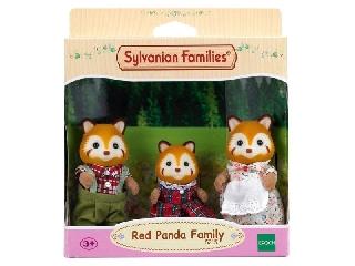 Sylvanian - Vöröspanda család