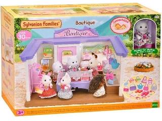 Sylvanian Families - Ékszer- és divatbutik szett