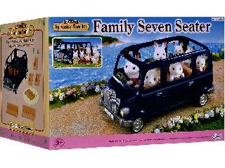Sylvanian Families - Hétüléses autó