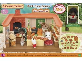 Sylvanian Families - Kemencés pékség