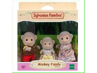 Sylvanian Families - Majom család