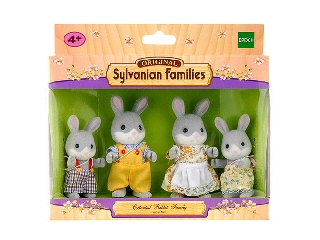 Sylvanian Families - Üregi nyuszi család