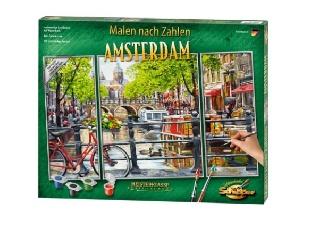 Számfestő: Amszterdam