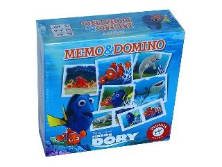 Szenilla nyomában Memo/Domino Finding Dory